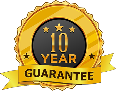 Image result for 10 year guarantee logo